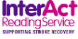 Interact Reading Service logo