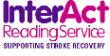 Interact Reading Service logo