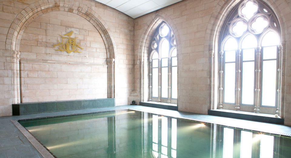 The Chapel Pool, Loch Ness