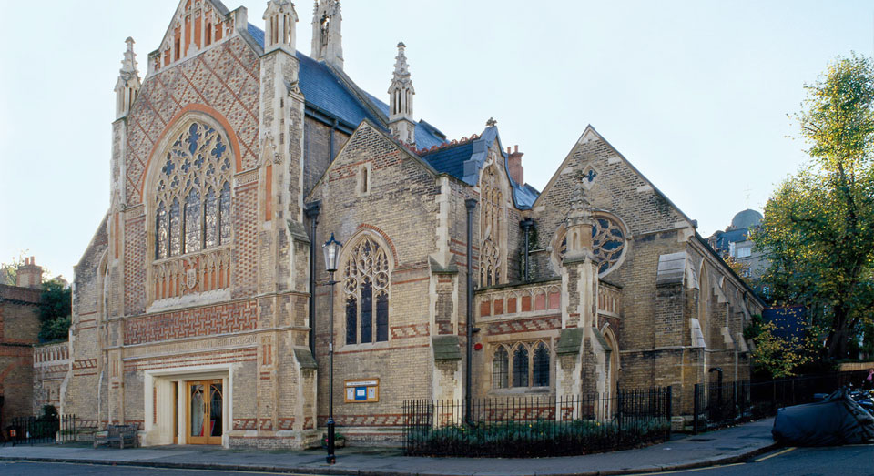 St Saviour's, Knightsbridge, London SW3