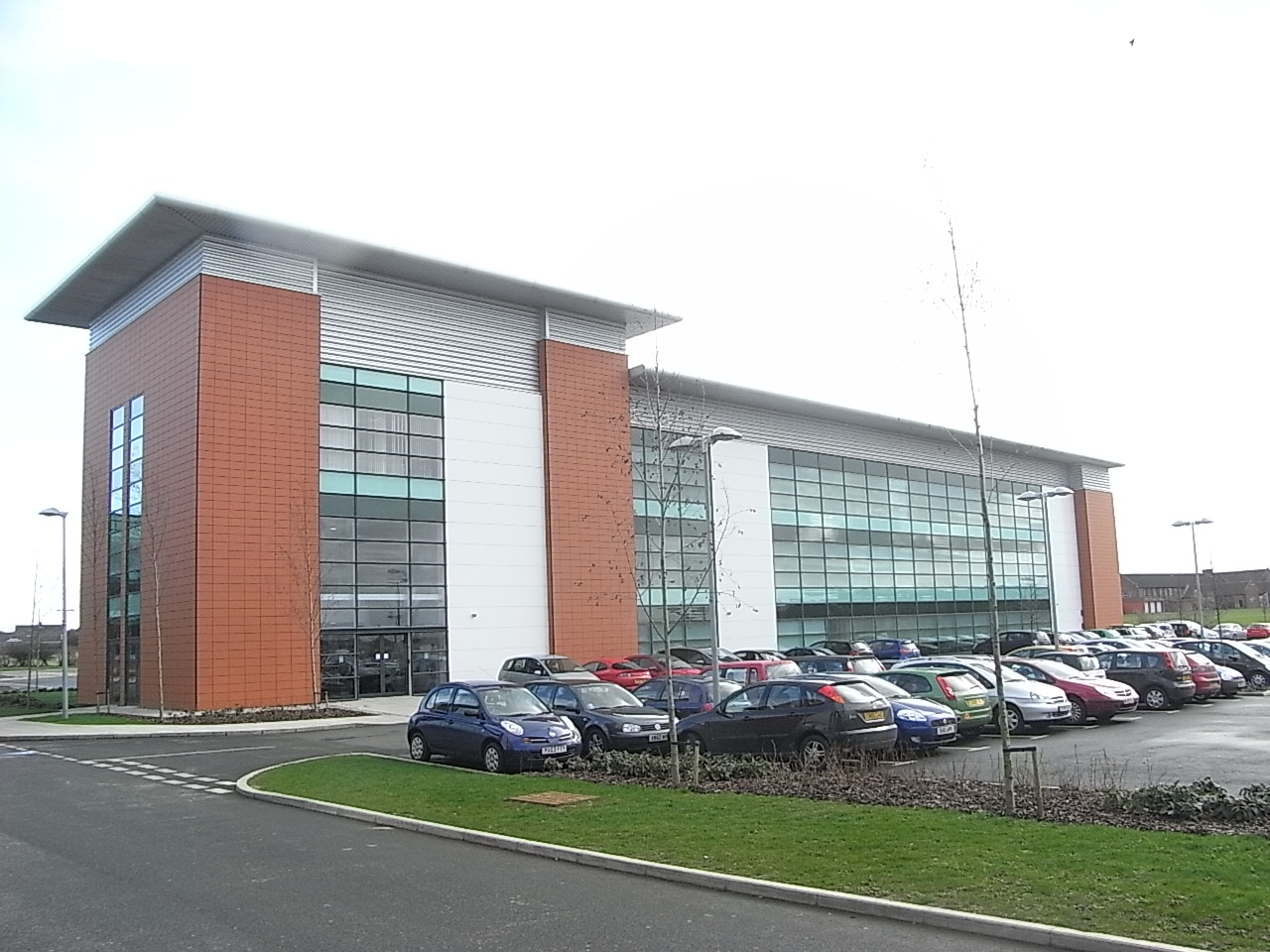 Q16 Building, Quorum Business Park, Newcastle