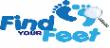Find Your Feet logo