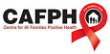 Centre for All Families Positive Health logo